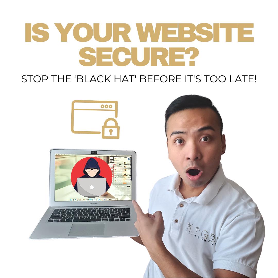 Website Secure Blackhat